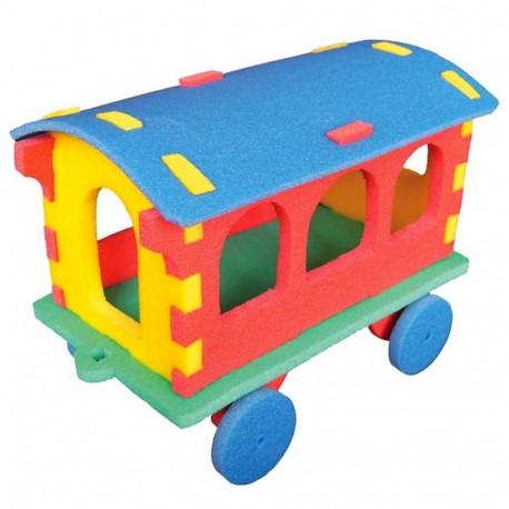 8420 Vagón 3D Puzzle