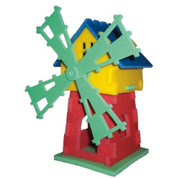 8422 Mlýn 3D Puzzle