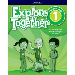 14800 Explore Together 1 Workbook CZ