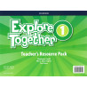 14803 Explore Together 1 Teacher's Resource Pack CZ
