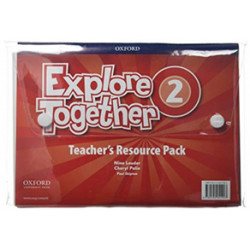 14807 Explore Together 2 Teacher's Resource Pack CZ