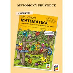 02A38 Metodický průvodce k Matýskově matematice 4. díl - aktualizované vydání 2019
