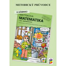 02A39 Metodický průvodce k Matýskově matematice 5. díl - aktualizované vydání 2019
