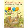 0264 Český jazyk 2, 2. díl - NOVINKA (barevný pracovní sešit)