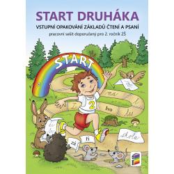 0262 START DRUHÁKA (vstupní opakování základů čtení a psaní)