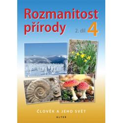 92153 Alter - Rozmanitost přírody 4/2 – Přírodověda pro 4. ročník