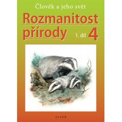 92149 Alter - ROZMANITOST PŘÍRODY 4/1 - Přírodověda pro 4. r.