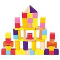 8510 Kostky v kyblíku 50 ks, nové barvy