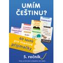 175890 Prodos - Umím češtinu? – 60 testů pro úspěšné přijímačky – 5. ročník