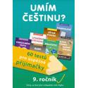179890 Prodos - Umím češtinu? – 60 testů pro úspěšné přijímačky – 9. ročník