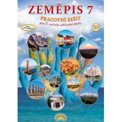 77-46 Zeměpis 7 - pracovní sešit, Čtení s porozuměním
