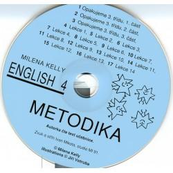ENGLISH 4 - CD k Metodice