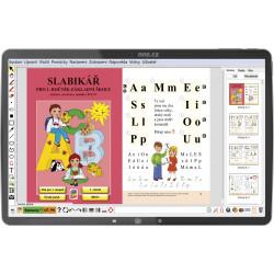 0197T MIUč+ Živá abeceda, Slabikář, Písanka 1–4 (sada) – školní licence pro 1 učitele na 1 školní rok