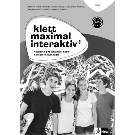 14117 Klett Maximal interaktiv 1 - testy