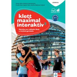 14128 Klett Maximal interaktiv 3 (A2.1) – učebnice