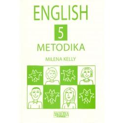 ENGLISH 5 - Metodika včetně her