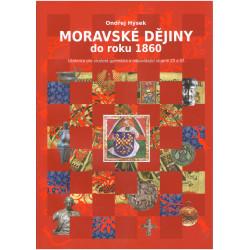 MORAVSKÉ DĚJINY do roku 1860