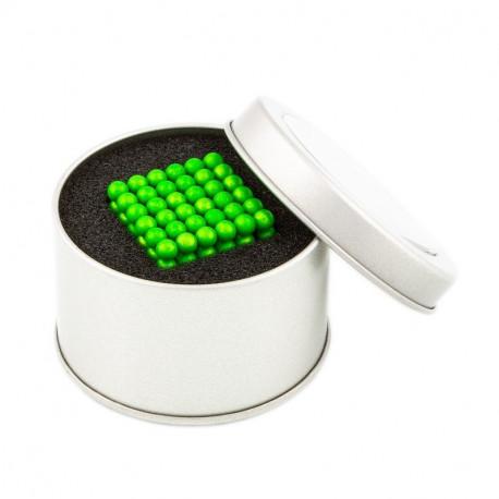 8654 NeoCube svítící ve tmě – magnetická stavebnice, 216 kuliček, 5 mm