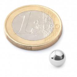 8666 NeoCube 5 mm stříbrná - náhradní kulička