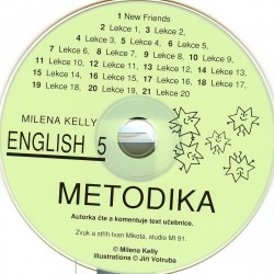 ENGLISH 5 - CD k Metodice
