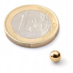8667 NeoCube 5 mm zlatá - náhradní kulička