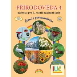 44-30 Přírodověda 4 - učebnice, Čtení s porozuměním (2. vydání)
