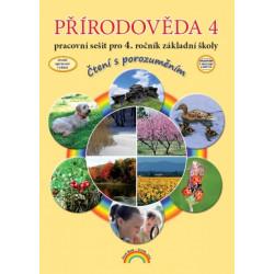 44-31 Přírodověda 4 – pracovní sešit, Čtení s porozuměním (2. vydání)
