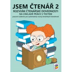 0370 Jsem čtenář 2 - rozvíjím čtenářské dovednosti (barevný, doporučeno pro 3. ročník)