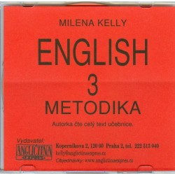 ENGLISH 3 - CD k Metodice, text učebnice