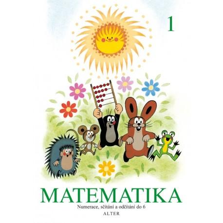 1092724 Alter - Matematika 1.roč., sešit 1