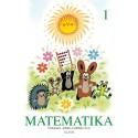 92724 Alter - Matematika 1. roč., sešit č. 1