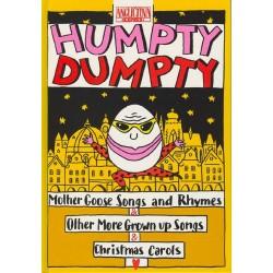 HUMPTY DUMPTY - Zpěvníček nejznámějších anglických písní