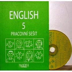 ENGLISH 5 - pracovní sešit s CD