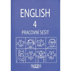 ENGLISH 4 - pracovní sešit s CD