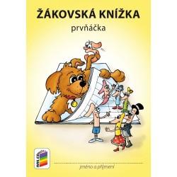 0103 Žákovská knížka prvňáčka