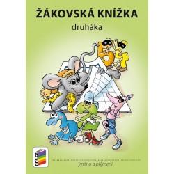 0203 Žákovská knížka druháka
